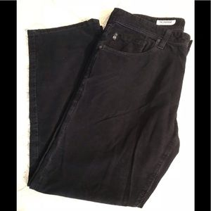Men's A Goldschmidt Corduroy Jeans in Size 34.
